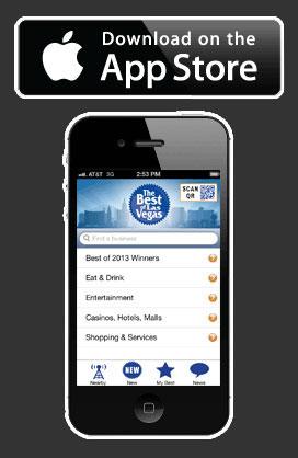 Best of Las Vegas Apple APP