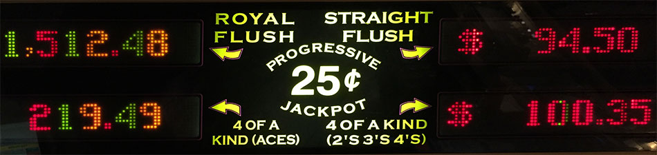 Tap House Royal Flush